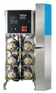 Impianto alta pressione Nilfisk-ALTO DELTA BOOSTER