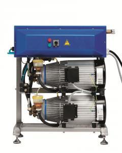 Impianto alta pressione Nilfisk-ALTO DUO BOOSTER