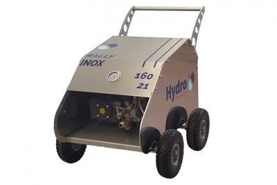 Idropulitrice HYDRO RALLY INOX HT