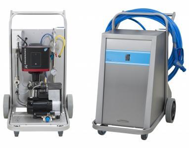 Impianto mobile a bassa e media pressione FOAMICO